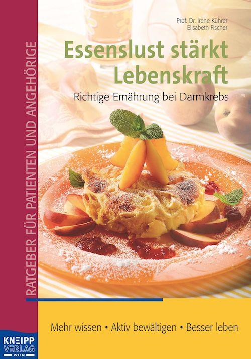 Essenslust stärkt Lebenskraft Buchcover