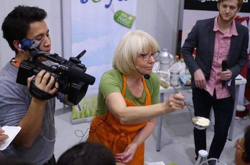 Vegan Planet-Show zum Thema Tofu