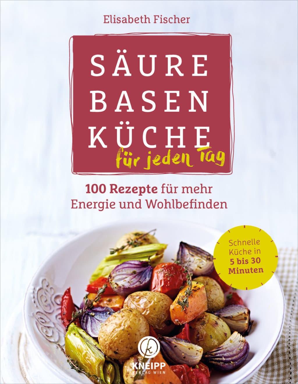 Buchcover Säure Basen Küche für jeden Tag