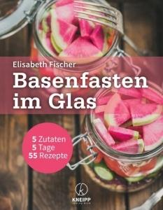 Buchcover BBasenfasten im Glas